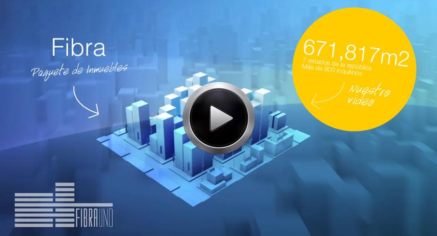 Fibra Uno - Video corporativo